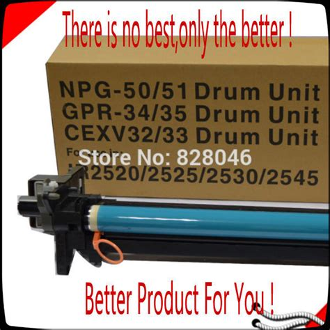 Fuser Fixing Compatible Canon Ir 2520 Ir2525 Ir2530 Ir2520 compatible canon copier parts ir2520 ir2525 ir2530 ir2535 ir2535i ir2545 ir2545i drum unit for