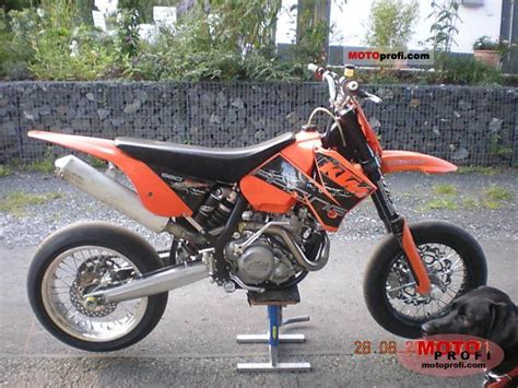 2006 Ktm 560 Smr Ktm 560 Smr 2006 Specs And Photos