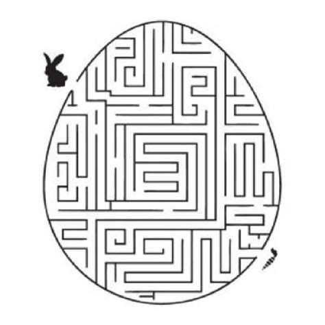 printable maze to color coloring part 4