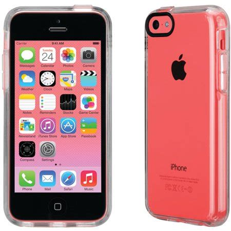 speck apple iphone 5c gemshell clear walmart