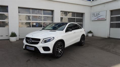 mercedes benz gle  amg matic coupe tuflv