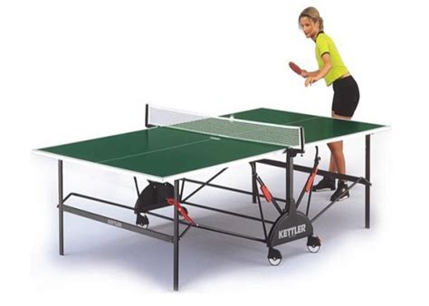 ping pong tennis table stockholm outdoor kettler