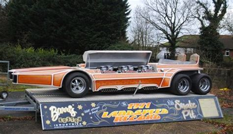 Handmade Cars Uk - whacky custom cars for sale