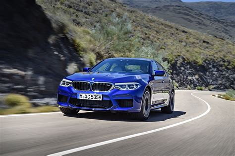 m5 bmw 2018 2018 bmw m5 look review motor trend