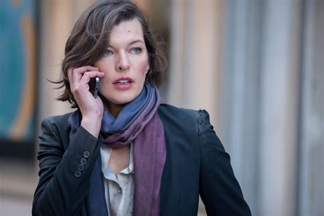 milla jovovich interview 2018 milla jovovich runs for her life in new survivor trailer