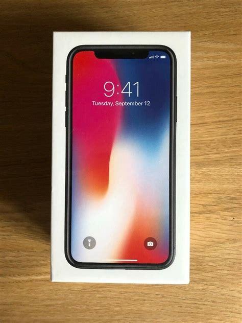 apple iphone  gb space grey unlocked brand