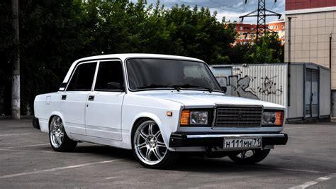 led lada лада 2107 led mafia drive2