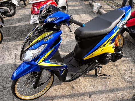 gambar modifikasi motor xeon terlengkap kakashi