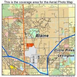 home choice blaine mn aerial photography map of blaine mn minnesota