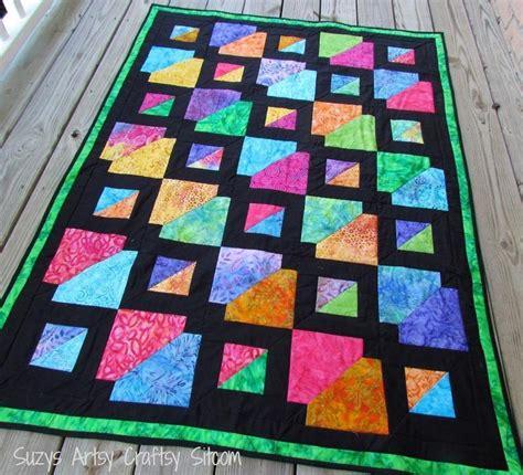 free pattern batik quilt batiks gone wild quilt pattern craftsy