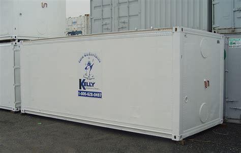 Freezer Container refrigerated container freezer rentals