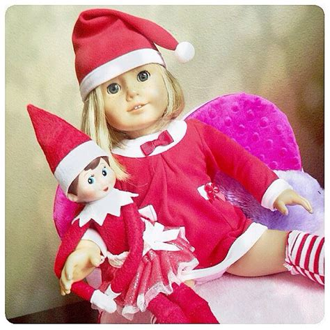 American On The Shelf by On The Shelf Idea Dress American Doll Up In