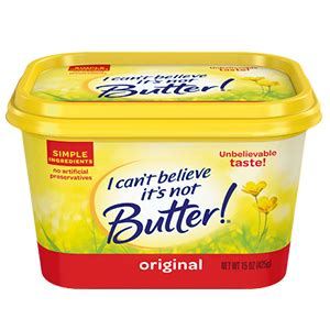 is i cant believe its not butter light dairy free original spread i can t believe it s not butter 174