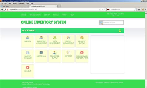 Source Code Inventory Persediaan Penjualan Visual Basic 60 inventory system free source code tutorials and articles