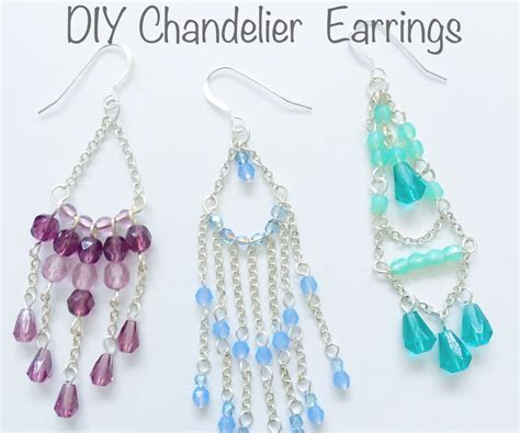 beginning jewelry beginners guide to diy chandelier earrings 7 steps with