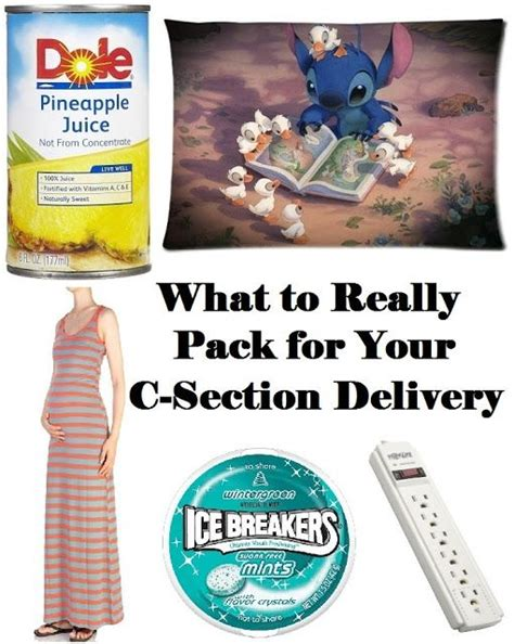 what to pack for hospital c section 17 best ideas about delivery hospital bag on pinterest