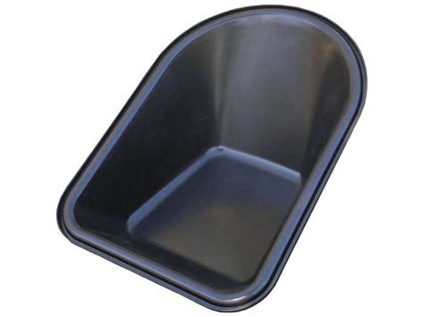 Plastic Wheelbarrow Tub replacement 100l poly wheelbarrow tub