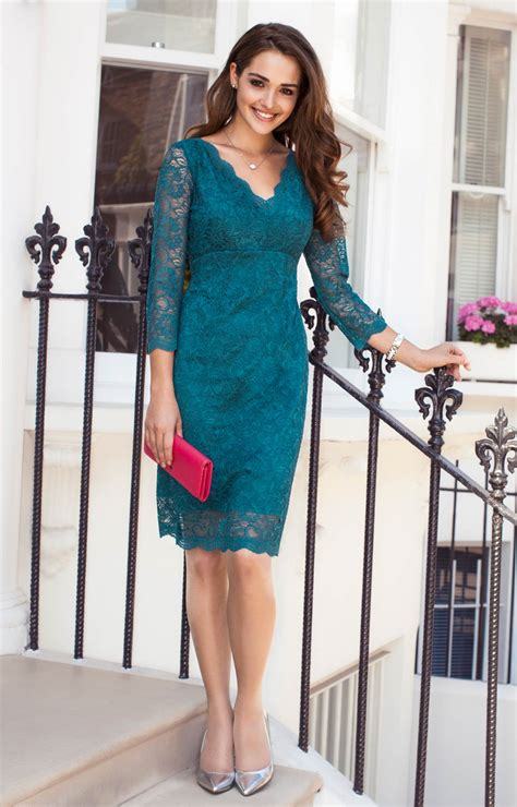 Of The Dresses by Anya Lace Occasion Dress Dragonfly Evening Dresses