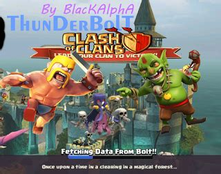 game coc mod oktober 2015 clash of clans mod hack apk update oktober 2015 thunderbolt