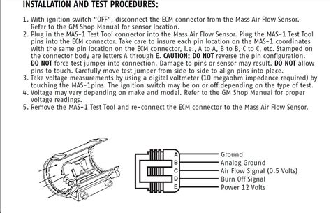 bosch maf sensor wiring diagram manual gallery wiring