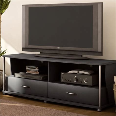 Walmart Dining Room Furniture by South Shore City Life 60 Quot Tv Stand In Black 4270662