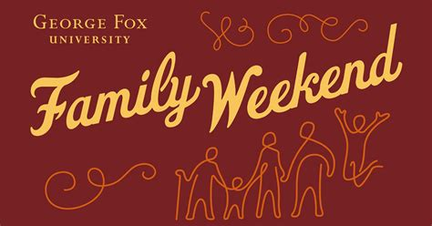 George Fox Part Time Mba Schedule by Family Weekend 2017 Georgefoxfamily