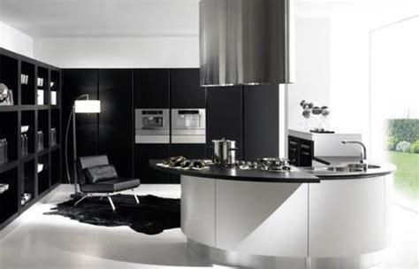 idea cucina idea design cucina e nero le foto