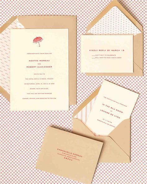 martha stewart invitation templates invitation clip and templates martha stewart weddings