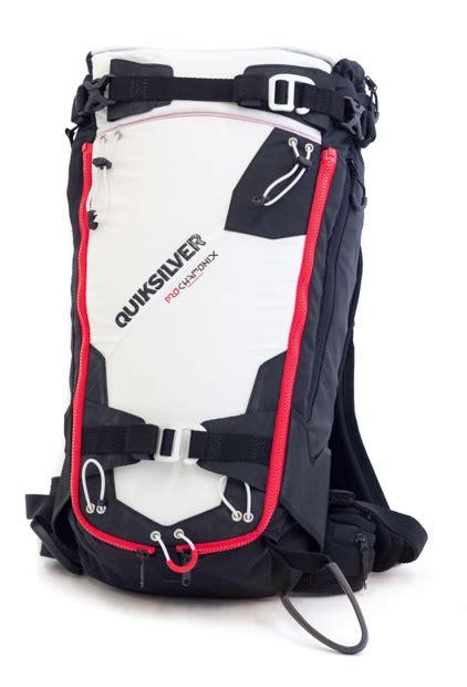 quicksilver chamonix pro best snowboard backpack