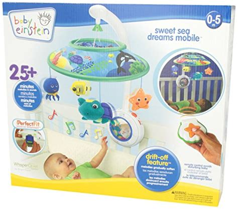 Baby Einstein Mobile Sweet Sea Dreams Buy Online In Uae Baby Einstein Crib Mobile