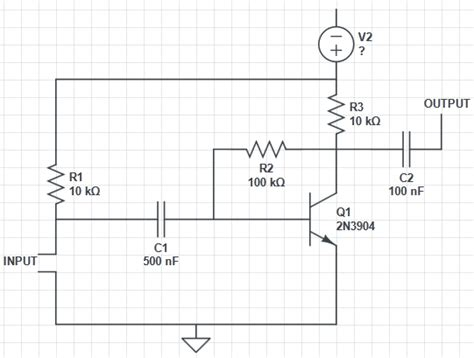 one transistor lifier audio voltage source for single transistor audio lifier electrical engineering stack exchange