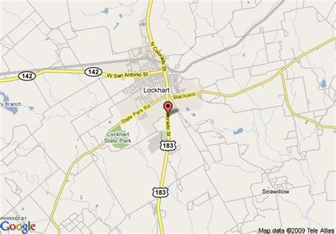 lockhart texas map map of best western lockhart hotel suites lockhart
