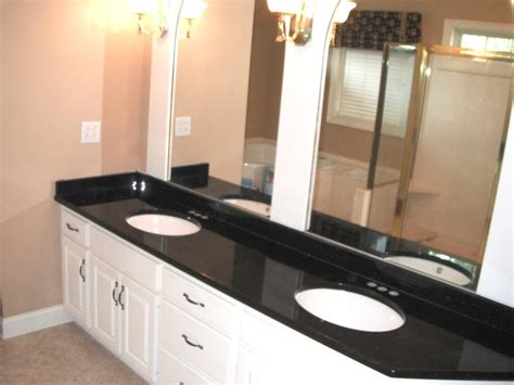 black granite bathroom charlotte black galaxy bathroom traditional with granite
