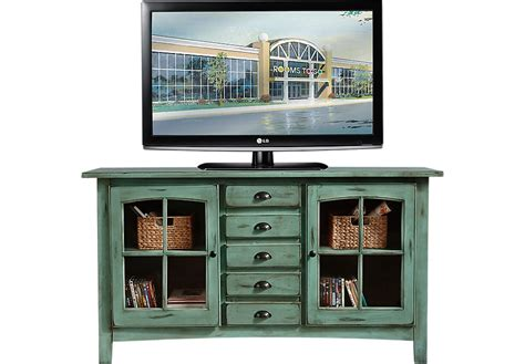 rooms to go tv stand foxborough turquoise console tv stands colors