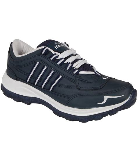 navy blue sports shoes hitcolus navy blue white sport shoes price in india buy