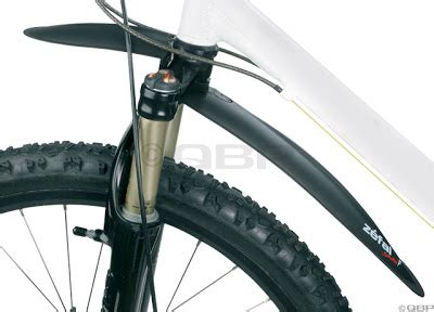 Zefal Fender Swan Front Hitam century cycles techtalk all about fenders