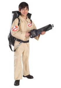 halloween costumes ghostbusters kids classic ghostbusters costume