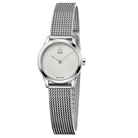 Montre maille milanaise CK   16 montres à bracelet en maille milanaise pour se mettre à l'heure