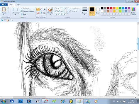 imagenes para dibujar en paint una buena manera de dibujar con el paint taringa