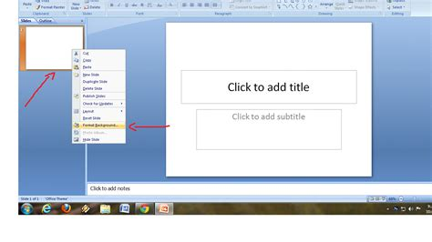 cara membuat powerpoint dengan background sendiri cara mengganti background pada powerpoint blog tutorial