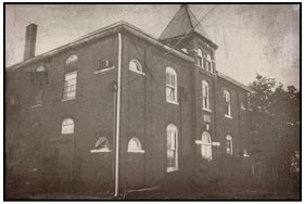 Dent School House by One Of The Most Frightening Haunted Houses In The