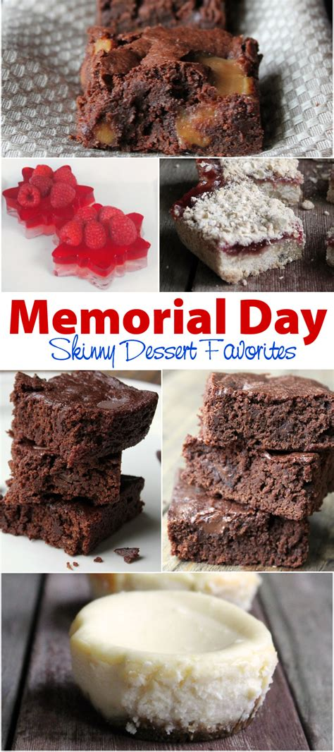 20 memorial day skinny dessert recipes organize yourself skinny