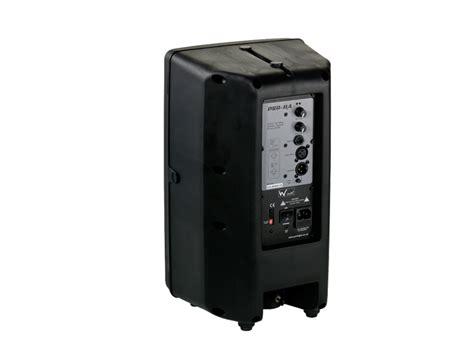 W Audio Active Speakers by Waudio Psr8a 150wrms Active Speaker