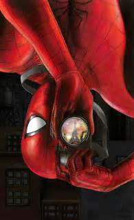 spider man paris fan art cecile morvan geektyrant