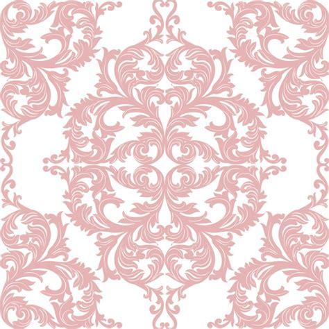 ornamental pattern ai baroque ornamental pattern background vector free download