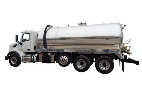truck made aluminum tank trucks custom made by transway systems inc