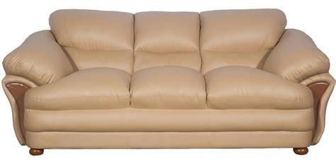 godrej sofa online buy d ventura three seater sofa in brown finish by godrej