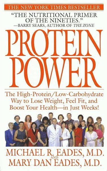 libro the power winner of protein power by michael r eades paperback barnes noble 174