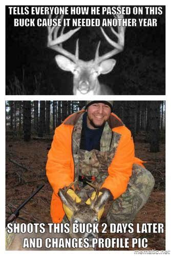 Meme Hunters - deer hunting memes to make you laugh cry and cringe