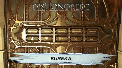 Dishonored 2 Stilton Manor Third Floor - dishonored 2 eureka achievement trophy guide funnycat tv